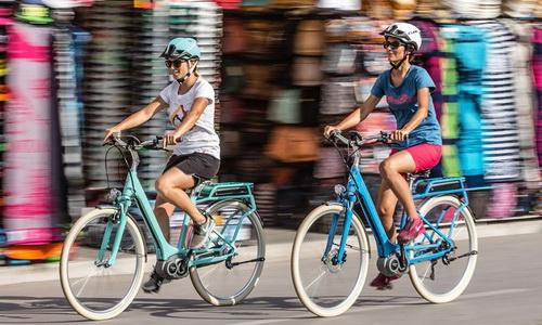 Криптовелосипед – едешь и зарабатываешь
