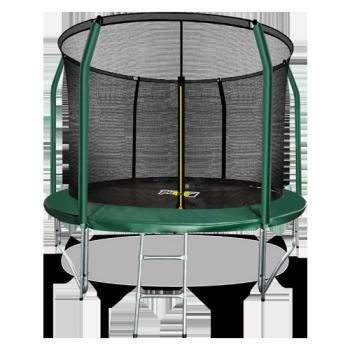 Батут Arland премиум 10FT с внутренней страховочной сеткой и лестницей