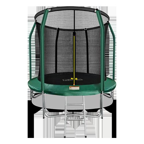 Батут Arland премиум 8FT с внутренней страховочной сеткой и лестницей