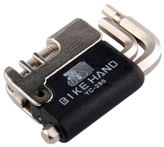 Мининабор велоинструментов YC-285 Bike Hand (5 ключей)