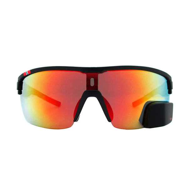 Спортивные очки с зеркалом заднего вида TriEye