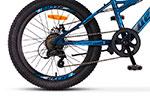 Система и задняя передача велосипеда Десна Спутник 1.0 MD 20 V010 (2019)